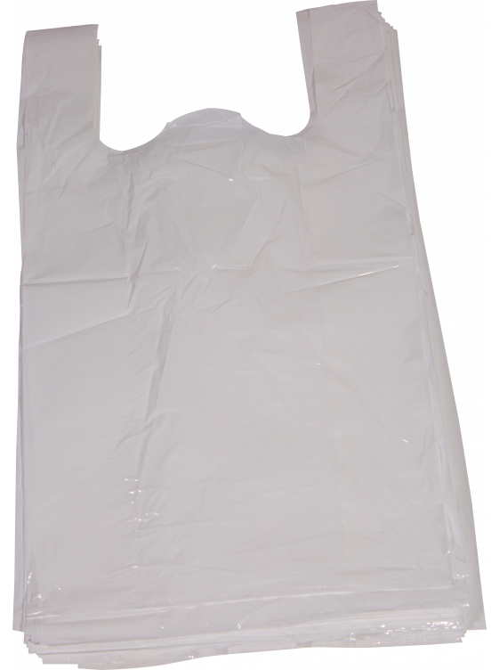 T-shirt bag (16 x 28 + 8)_Emballage EDR