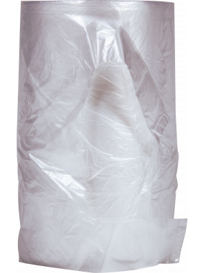 Rolls of t-shirt bags for fruits and vegetables (8,5 x 20 + 4,5)_Emballage EDR