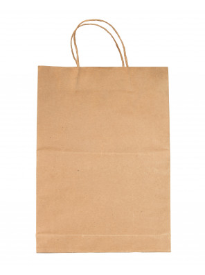 Kraft paper bag (EDP-PLAIN-02)