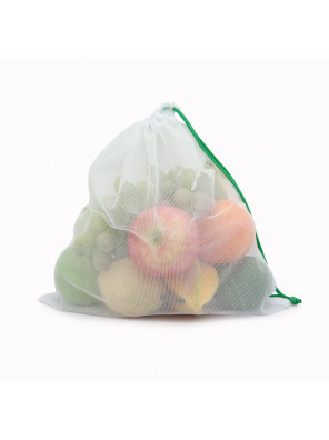 Reusable mesh bags (13,5x14)_Emballage EDR