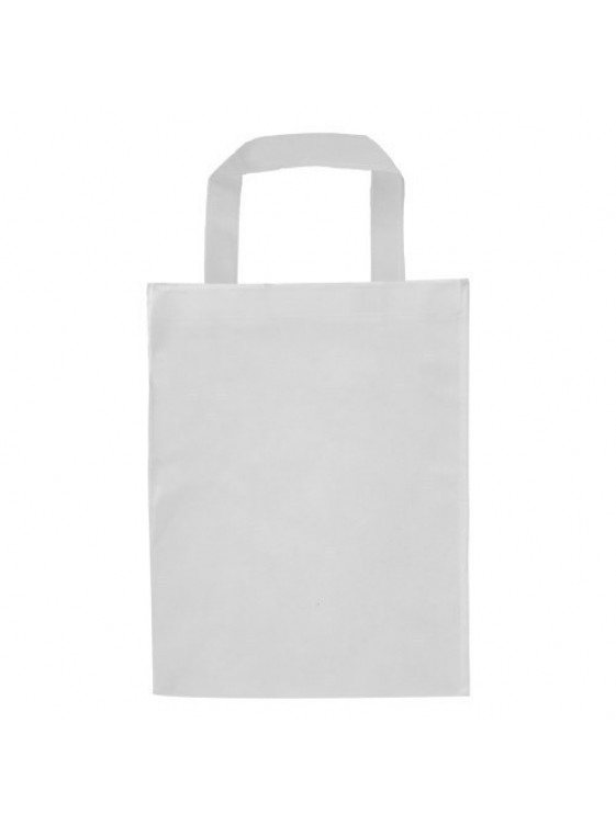 Laminated-luster fabric bag Custom Print