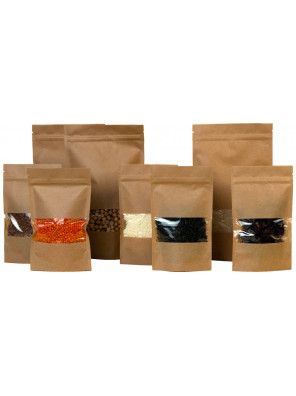 Stand-up pouch bags